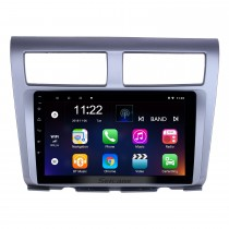 9 pouces Android 10.0 Radio de navigation GPS pour 2012-2014 Proton Myvi avec support tactile HD Bluetooth WIFI Carplay TPMS