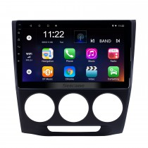 10,1 pouces Android 10.0 Radio de navigation GPS pour 2013-2019 Honda Crider Manuel A / C avec support tactile HD Bluetooth prend en charge Carplay TPMS