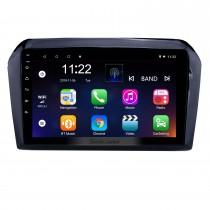 2013-2017 VW Volkswagen Jetta Android 10.0 HD Écran tactile 9 pouces Unité de tête Bluetooth Navigation GPS Radio avec AUX Soutien SWC Carplay