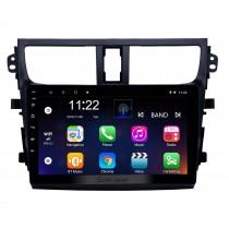 2015-2018 Suzuki Celerio Android 10.0 HD à écran tactile 9 pouces unité centrale Bluetooth GPS Navigation Radio avec prise en charge OBD2 SWC Carplay