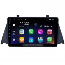 Écran tactile HD 9 pouces Android 10.0 Radio de navigation GPS pour 2015 Zotye Domy x5 avec support Bluetooth AUX WIFI Carplay DAB + DVR TPMS