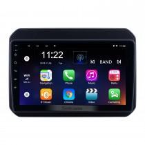 Écran tactile HD 9 pouces Android 10.0 Radio de navigation GPS pour 2016-2018 Suzuki IGNIS avec support Bluetooth USB WIFI AUX Carplay 3G caméra de recul TPMS