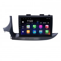 Android 10.0 9 pouces pour 2016 Buick Encore Radio HD Système de navigation GPS à écran tactile avec prise en charge Bluetooth Carplay DVR