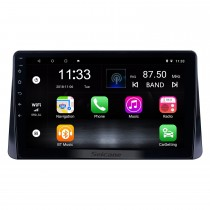 10.1 pouces Android 10.0 pour 2018 Mitsubishi Eclipse Cross Radio Système de navigation GPS avec écran tactile HD Bluetooth support Carplay DVR