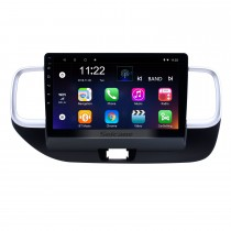 10,1 pouces Android 10.0 Radio de navigation GPS pour 2019 Hyundai Venue RHD avec support tactile HD Bluetooth prend en charge Carplay TPMS