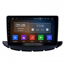 2017-2019 Chevy Chevrolet Trax Android 10.0 9 pouces GPS Radio Radio Bluetooth HD Écran Tactile USB Carplay support caméra arrière