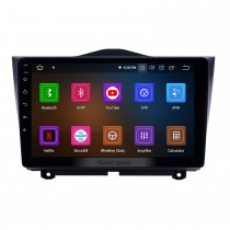 Écran tactile HD 2018-2019 Lada Granta Android 10.0 Radio de navigation GPS 9 pouces avec Bluetooth WIFI AUX USB Support Carplay DAB + DVR OBD2