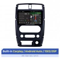 Écran tactile HD de 9 pouces pour Suzuki JIMNY Radio Autoradio Autoradio Lecteur DVD Support 1080P Lecteur vidéo Support 3G 4G Wifi
