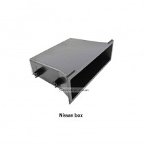 Top Multi-purpose Insert Storage Contenu Shelf Accessories Box gratuit pour Nissan