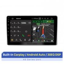 Écran tactile de système stéréo de voiture pour TOYOTA AVANZA 2004-2007 FAW SENIA M80 2009-2014 avec DSP RDS WIFI Support GPS Bluetooth AHD caméra