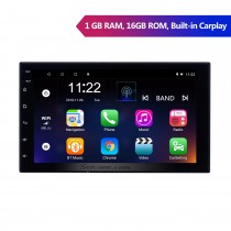 Android 10.0 Universel Toyota Hyundai Kia Nissan Volkswagen Suzuki Honda Radio Navigation GPS avec Bluetooth USB WIFI Support Caméra de Recul