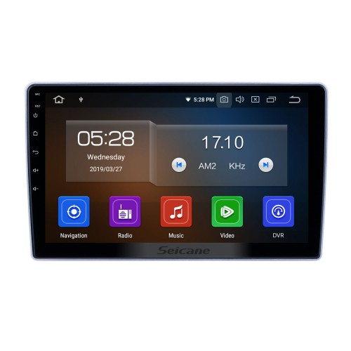 10.1 pulgadas 2004-2013 Nissan Paladin Android 10.0 Radio de navegación GPS Bluetooth HD Pantalla táctil Carplay support Mirror Link