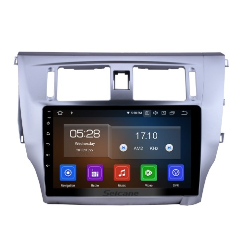 Pantalla táctil HD 2013 2014 2015 Great Wall C30 Android 9.0 9 pulgadas Navegación GPS Radio Bluetooth Carplay compatible Control del volante