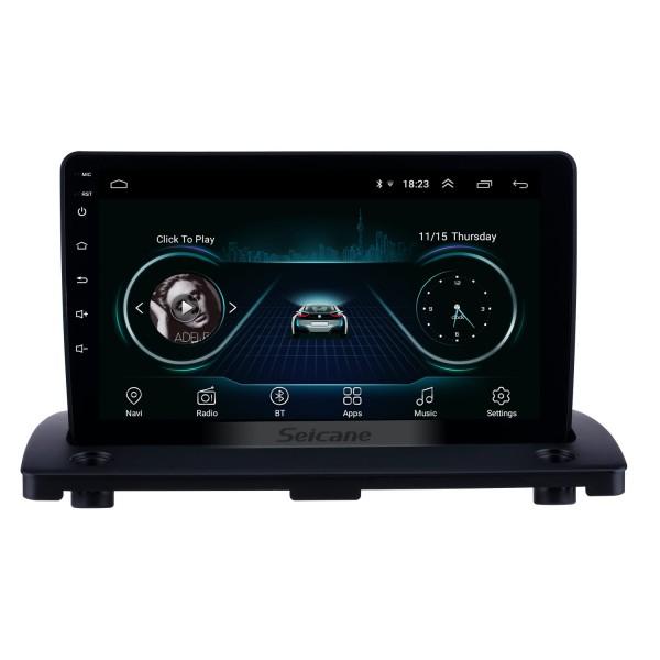 Android 8.1 de 9 pulgadas para 2004 2005 2006-2014 Volvo XC90 Radio HD Pantalla táctil Sistema de navegación GPS con Bluetooth WIFI Soporte Carplay Cámara trasera