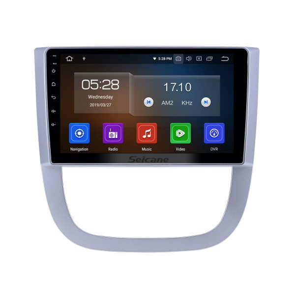 Android 9.0 Radio de navegación GPS de 9 pulgadas para 2005-2012 Buick FirstLand GL8 con pantalla táctil HD Carplay USB Bluetooth compatible DVR OBD2