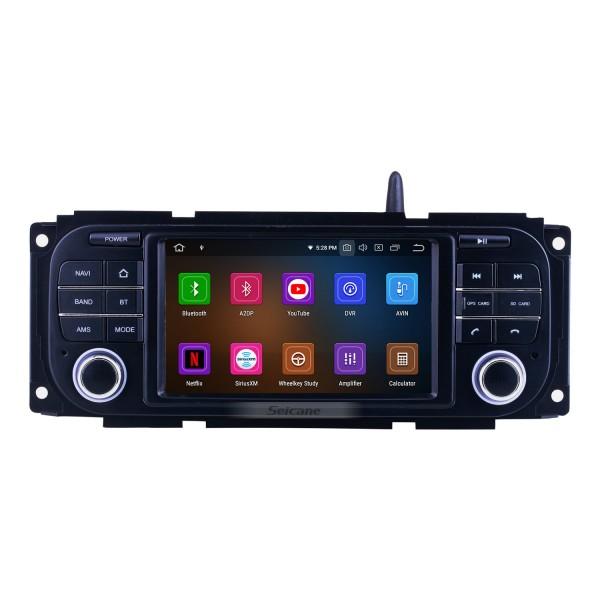 2006 2007 Mitsubishi Raider Sistema de navegación GPS Reproductor de DVD Radio Pantalla táctil TPMS DVR OBD Enlace espejo Cámara retrovisora 3G WiFi TV Video Bluetooth