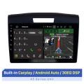 9 pulgadas 2011 2012 2013 2014 2015 Honda CRV Android 10.0 D Radio con pantalla táctil Sistema de navegación GPS Soporte Bluetooth 3G / 4G Wifi OBD2 DAB + Cámara de respaldo