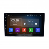 2005-2014 Antiguo Suzuki Vitara Android 9.0 9 pulgadas Navegación GPS Radio Bluetooth HD Pantalla táctil WIFI Carplay soporte TPMS TV digital
