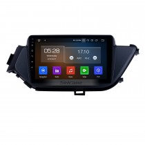 2015 Nissan Bluebird Android 10.0 9 pulgadas Navegación GPS Radio Bluetooth HD Pantalla táctil USB Carplay compatible con DVR DAB + SWC