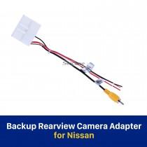 Adaptador de cámara retrovisora de respaldo Nissan