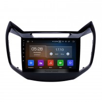 2017 Changan EADO Android 9.0 9 pulgadas Navegación GPS Radio Bluetooth HD con pantalla táctil WIFI USB Carplay compatible con TV digital