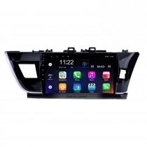 10.1 Pulgadas HD con pantalla táctil Radio Sistema de navegación GPS para 2014 Toyota Corolla RHD Bluetooth Soporte Volante Control Pantalla táctil 3G WiFi Carplay