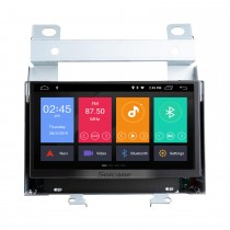 7 pulgadas Android 9.0 Radio de navegación GPS para 2007-2012 Land Rover / Freelander 2 Bluetooth Wifi HD Pantalla táctil Música Soporte USB 1080P Video Carplay TV digital