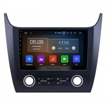 Pantalla táctil HD para 2019 Changan Cosmos Manual A / C Radio Android 9.0 10.1 pulgadas Sistema de navegación GPS Bluetooth WIFI Carplay compatible con DAB +
