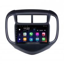 Android 10.0 de 9 pulgadas para 2016 Chevy Chevrolet Aveo Radio Sistema de navegación GPS con pantalla táctil HD Soporte Bluetooth Carplay OBD2
