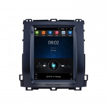 Pantalla táctil HD 2002-2007 2008 2009 Toyota Prado Android 9.1 9.7 pulgadas Navegación GPS Radio WIFI Soporte Bluetooth TPMS TV digital Carplay