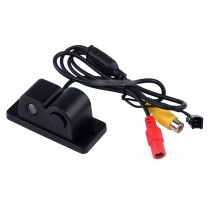 2 in 1 170 degree Car Parking Sensors High Clear Night Vision Reversing Radar Car Rear View Backup Camera Car
