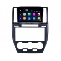 Android 8.1 9 pulgadas para 2007 2008 2009-2012 Land Rover Freelander Radio HD Pantalla táctil Navegación GPS con soporte Bluetooth Carplay DVR