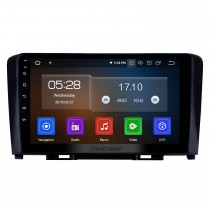 Pantalla táctil HD 2011-2016 Great Wall Haval H6 Android 9.0 9 pulgadas Navegación GPS Radio Bluetooth Carplay WIFI compatible Control del volante