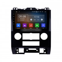 Android 10.0 9 pulgadas 2007-2012 Ford Escape HD Pantalla táctil Navegación GPS Radio con Bluetooth USB Música Compatible con Carplay WIFI Mirror Link OBD2 DVR