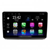 Android 10.0 HD Pantalla táctil de 9 pulgadas para IKCO DENA LHD 2011+ Radio Sistema de navegación GPS con soporte Bluetooth Cámara trasera Carplay