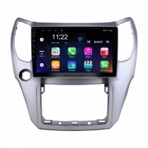 10.1 pulgadas Android 8.1 para 2012 2013 Great Wall M4 Radio Bluetooth HD Pantalla táctil GPS Soporte de navegación Carplay TV digital