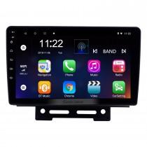 2012 2013 2014 Geely Emgrand EC7 Android 10.0 Navegación GPS Coche Estéreo 3G WiFi AM Radio FM Bluetooth Música Espejo Enlace OBD2 Cámara de vista trasera Control del volante MP3