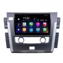 10.1 pulgadas Android 10.0 para 2015 Nissan Patrol Radio Sistema de navegación GPS con pantalla táctil HD Soporte Bluetooth Carplay