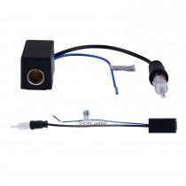 Amplificador del convertidor del intensificador de señal RGB a AV CVBS universal para radios