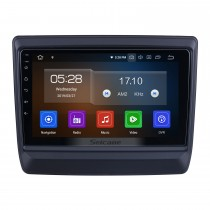Para 2020 Isuzu D-Max Radio 9 pulgadas Android 10.0 HD Pantalla táctil Bluetooth con sistema de navegación GPS Carplay support 1080P Video