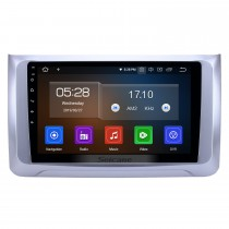 10.1 pulgadas 2016-2019 Great Wall Haval H6 Android 9.0 Navegación GPS Radio Bluetooth HD Pantalla táctil AUX USB Música Carplay compatible 1080P Enlace de espejo