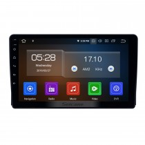 Android 10.0 Radio de navegación GPS de 9 pulgadas para Ford Focus 2005-2008 con pantalla táctil HD Carplay Soporte Bluetooth Bluetooth TV digital