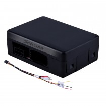 2003-2010 BMW E60 5S Decodificador de fibra óptica para coche La mayoría del convertidor Bose Harmon Kardon Adaptador de interfaz óptica
