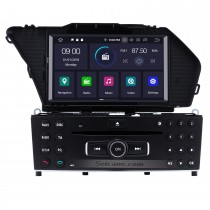 2008 2009 2010-2014 Mercedes Benz GLK X204 GLK350 GLK320 GLK280 GLK250 GLK220 GLK200 Android 9.0 Radio Reproductor de DVD GPS Sat Nav Soporte Bluetooth Espejo Enlace WIFI USB SD 1080P Video