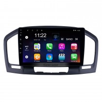 Radio de navegación GPS Android 10.0 de 9 pulgadas con pantalla táctil para 2009-2013 Buick Regal con soporte Bluetooth AUX Control de volante Carplay