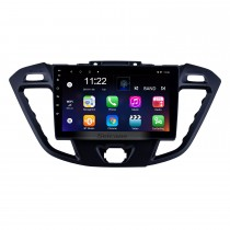 9 pulgadas Android 8.1 2017-2019 Ford JMC Tourneo Versión baja Radio de navegación GPS con Bluetooth USB WIFI compatible TPMS DVR SWC Carplay 1080P Video