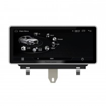 Radio Android 9.0 de 10.25 pulgadas para 2009 2010 2011-2015 AUDI Q3 Pantalla táctil Bluetooth Actualización de navegación GPS Reproductor multimedia 3G WIFI Soporte USB Carplay DVR 1080P Video