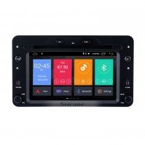 Android 10.0 2005 en adelante Alfa Romeo 159 Sportwagon Sistema de navegación GPS Radio Reproductor de DVD Sintonizador de TV Bluetooth DVR USB SD 4G WIFI Cámara de visión trasera 1080P Video