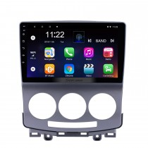 2005-2010 Old Mazda 5 Android 8.1 Radio de navegación GPS 9 pulgadas HD Pantalla táctil con Bluetooth USB WIFI compatible Carplay OBD2 DAB + Mirror Link