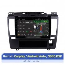 2005 2006 2007 2008 2009 2010 Nissan TIIDA Android 10.0 9 pulgadas HD Pantalla táctil Reproductor multimedia Soporte de navegación GPS Cámara de visión trasera Blueooth Car Stereo Aux USB DAB +